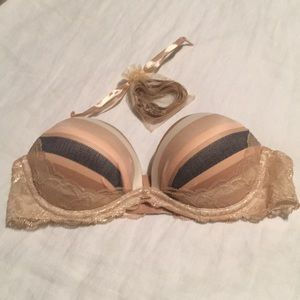 Victoria Secret Fabulous Strapless Bra